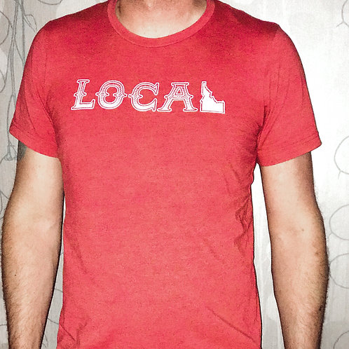 Local Tee AllMade Red