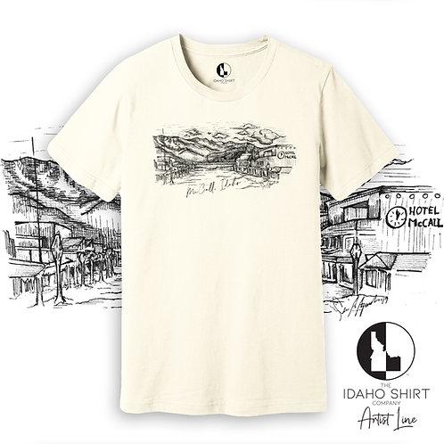 ArtistLine Downtown McCall Vintage White