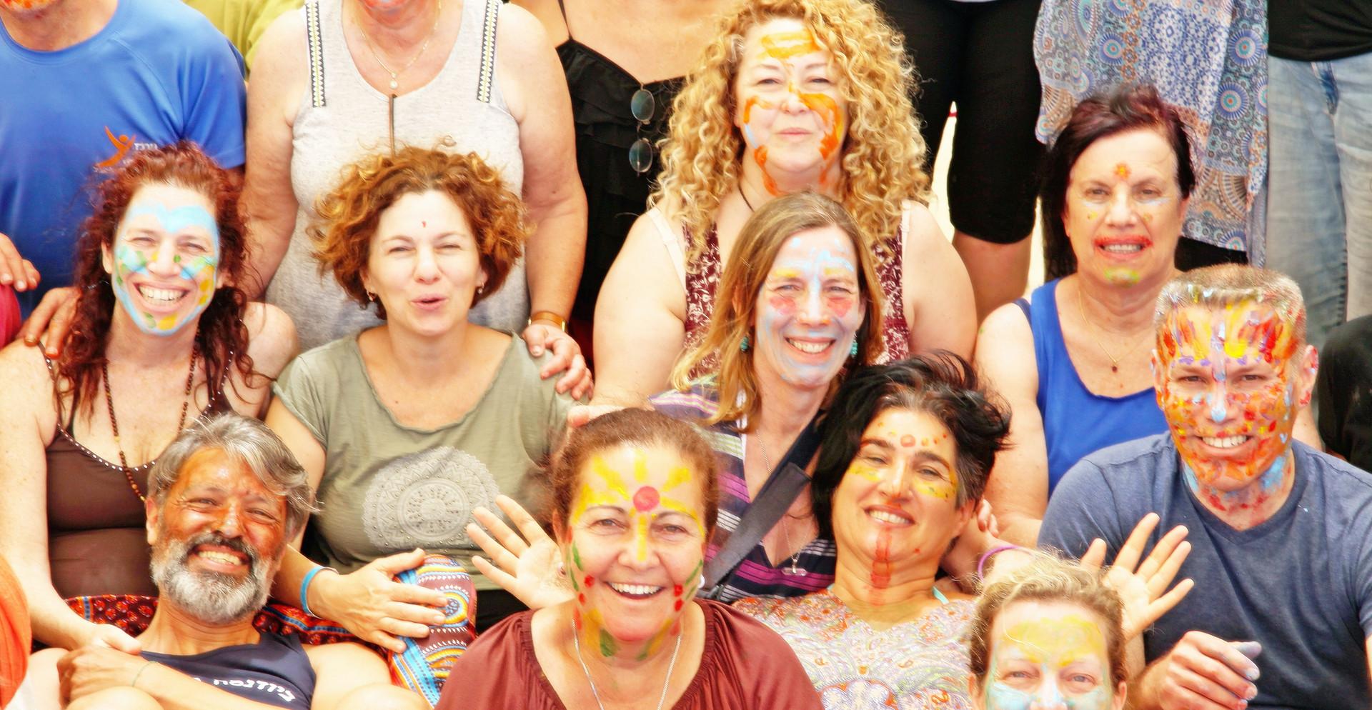 Festival Biodanza Israel 2017