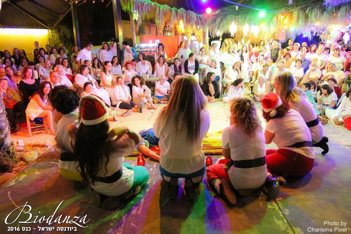 Festival Biodanza Israel 2016