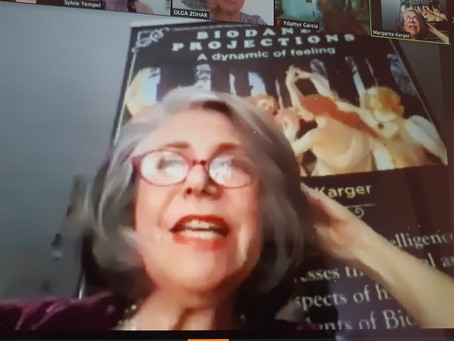 Entrevista Escuela Biodanza Israel: Margarita Karger