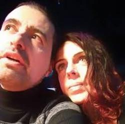 Jose Neves e Irene Franco