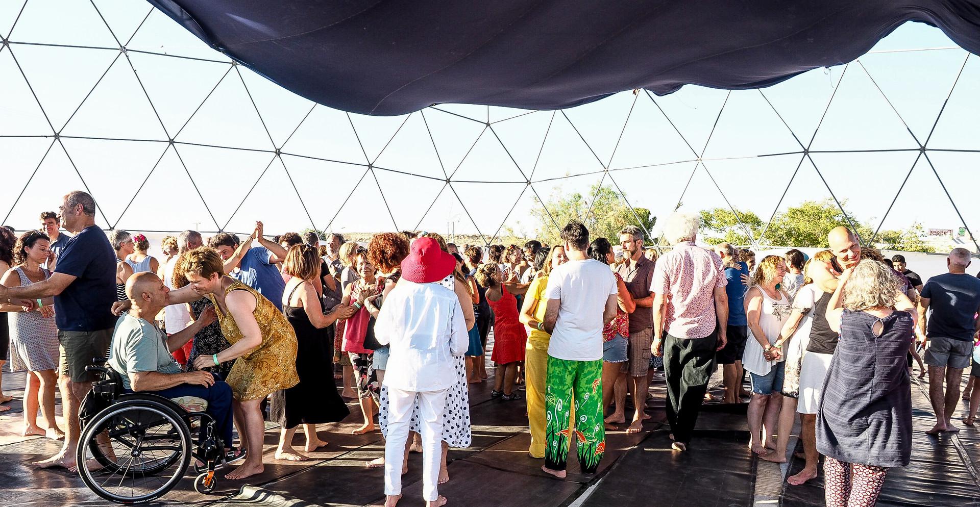 Festival Biodanza Israel 2019