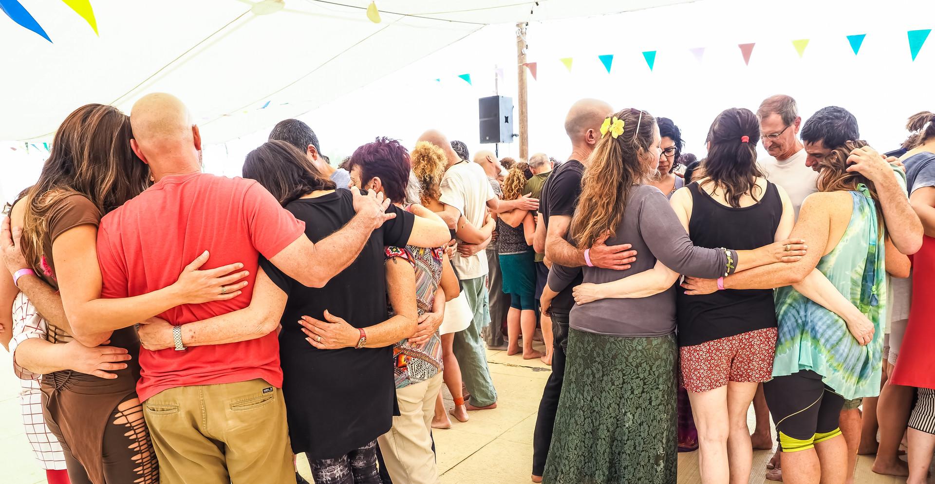 Festival Biodanza Israel 2018