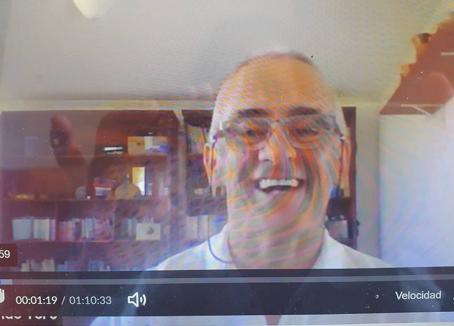 Entrevista Escuela Biodanza Israel: Rolo Toro.