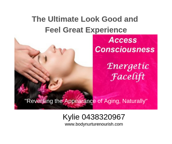 What's an Energetic Facelift?