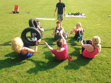 Outdoor Personal Trainer in Monmouth
