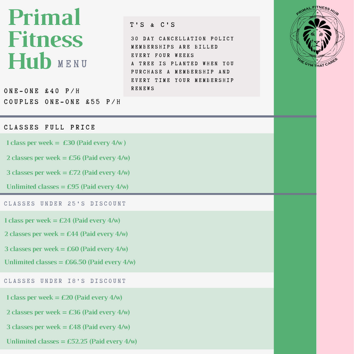 Primal Fitness Hub Menu.png