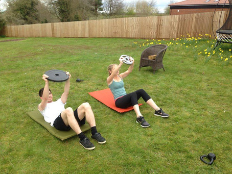 Couples Personal Training Monmouth