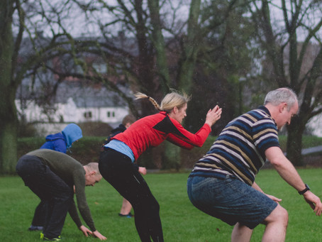Primal Fitness Class Ross On Wye