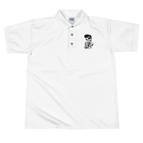 Crisp Embroidered Polo Shirt