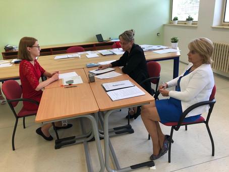Ústní maturitní zkoušky oboru Zdravotnický asistent 15.-19. června 2020