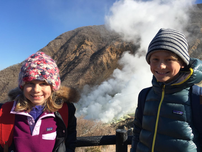 Mt Hakone