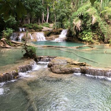 Kuang Si Falls