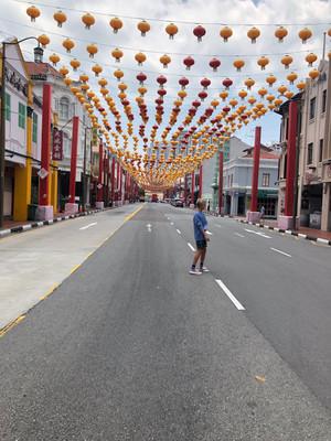 Chinatown- Singapore