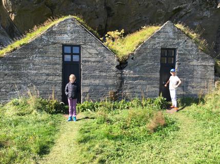 Fairy Huts