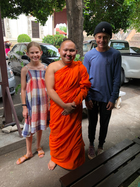 Talk to a monk