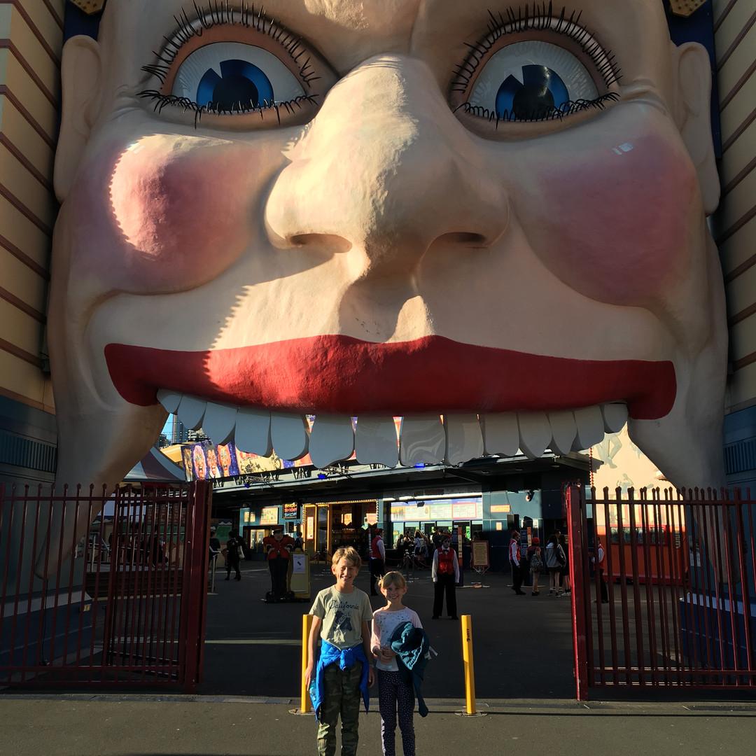 Halloween at Luna Park