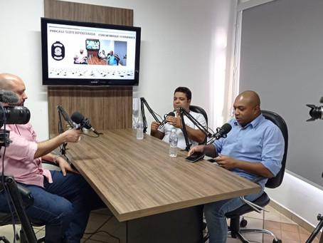 Grupo Future produz podcast para a empresa Super Portaria.