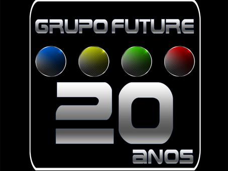 Grupo Future completa 20 anos no mercado de Foto, filmagem e organização de eventos.