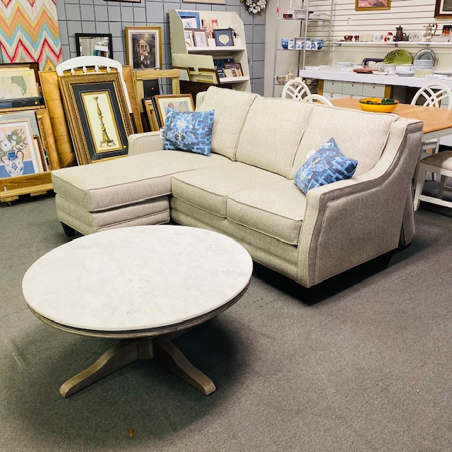 Petite Sectional