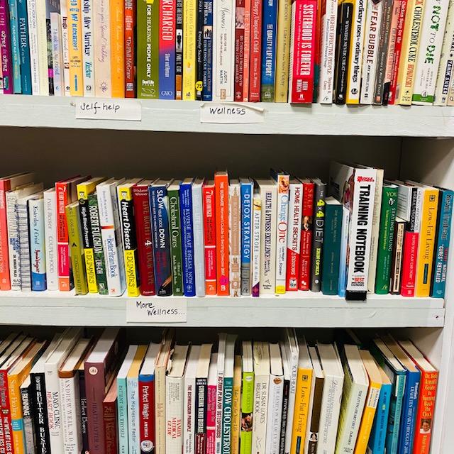Books, CD's & DVD's