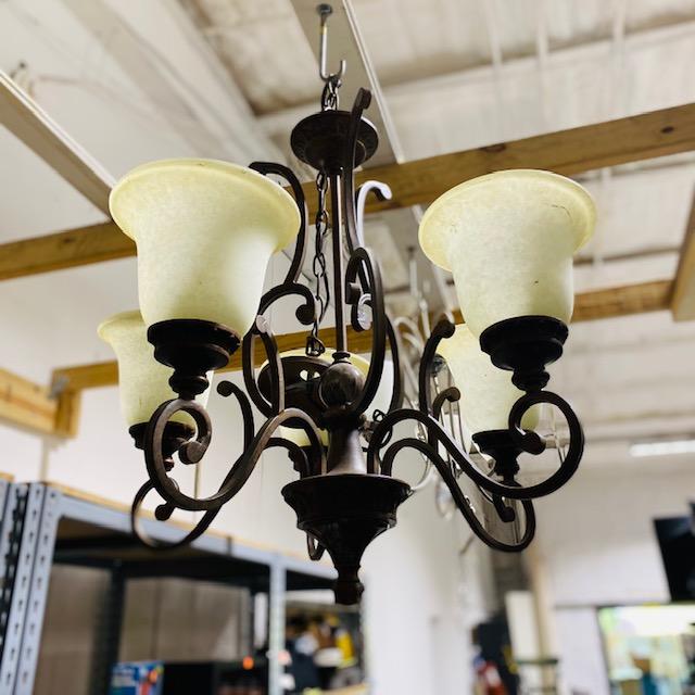 Chandeliers, Lamps & Light Fixtures