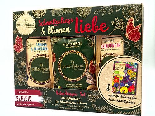 Pello Plant Schmetterlings & Blumen Liebe