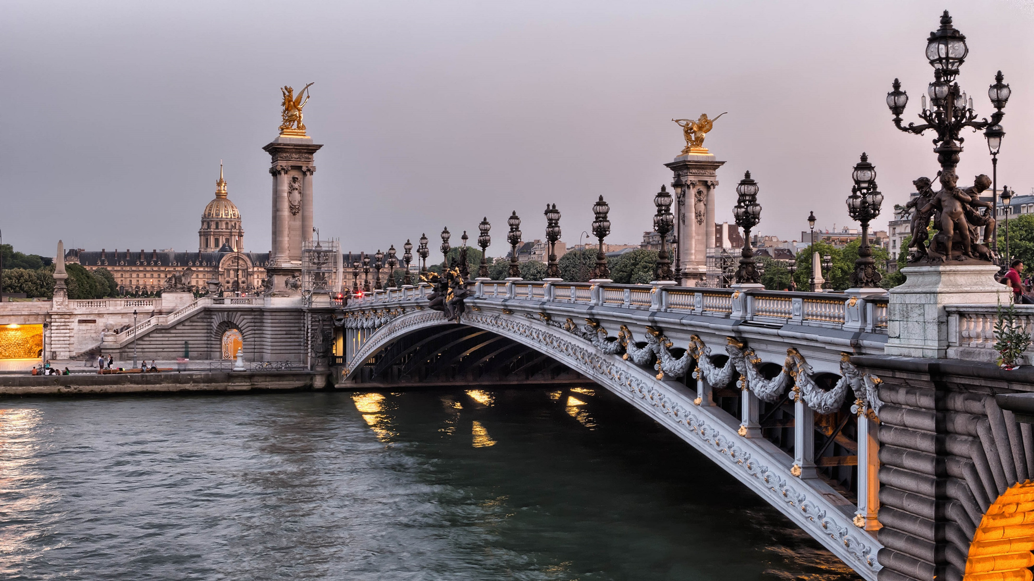 Paris et son histoire : les ponts