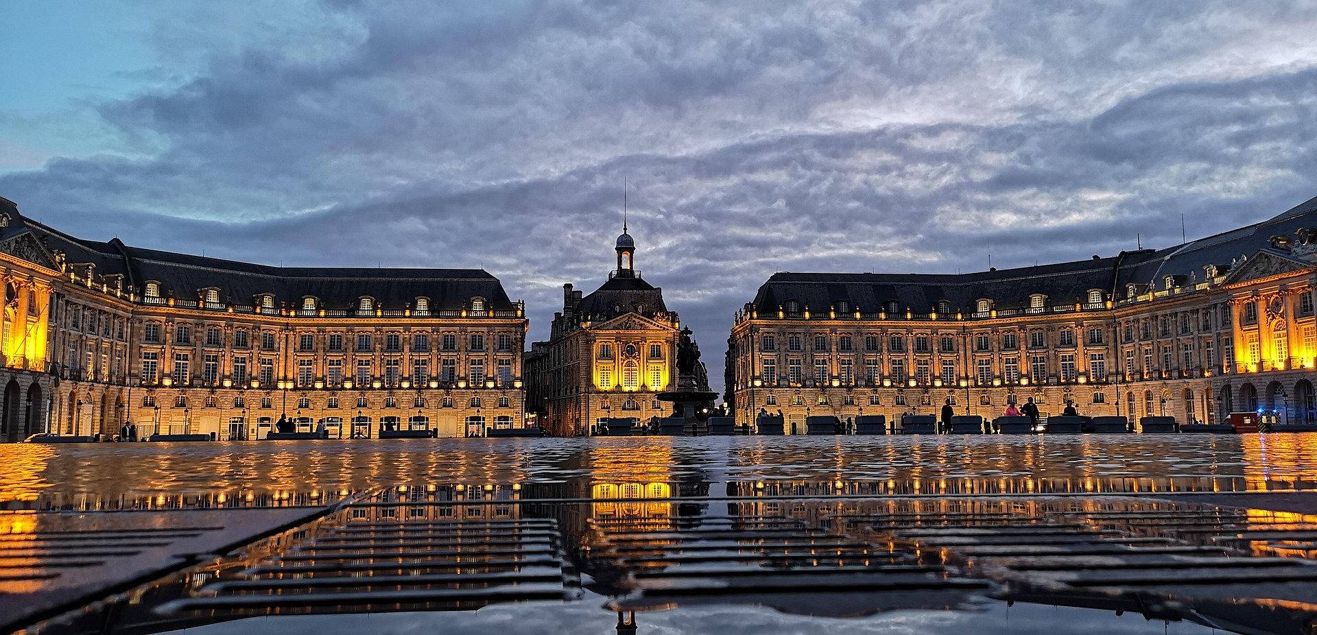Bordeaux ville des Lumières