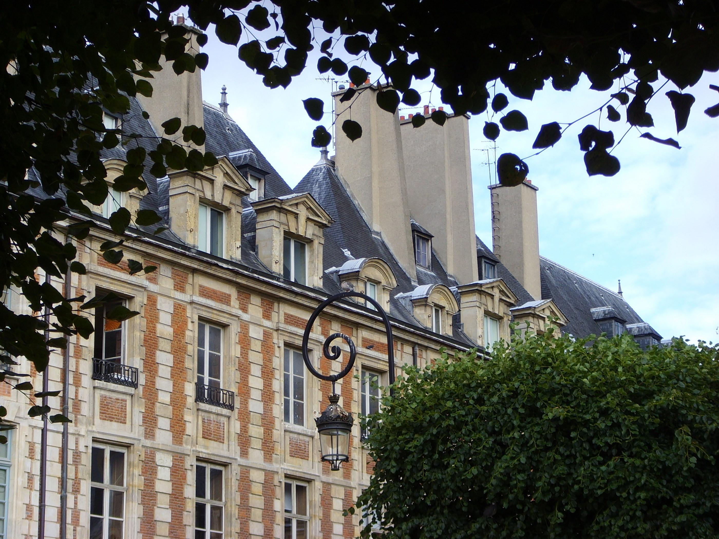 Paris d'Antan  de Place de la Bastille