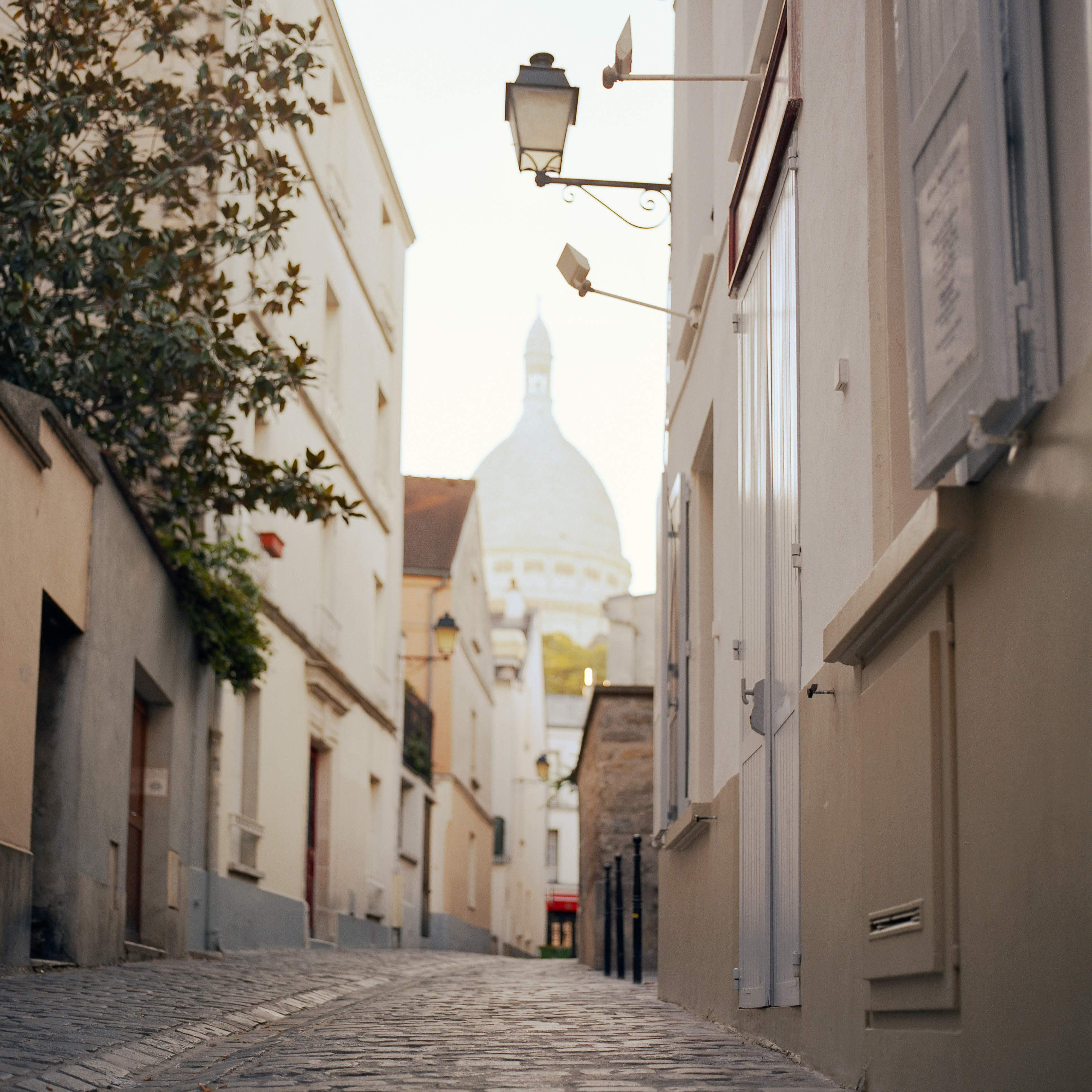 Montmartre : Les arts et la Vigne