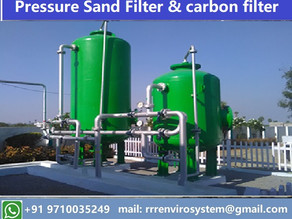 Water treatment Plant manufacturer, Supplier, dealer in Chennai Tamilnadu India – RRR ENVIRO SYSTEMS