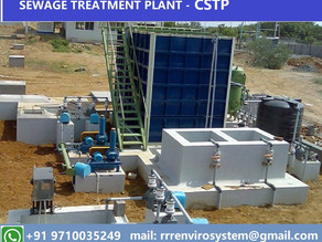 Combined Sewage Treatment Plants (CSTP)