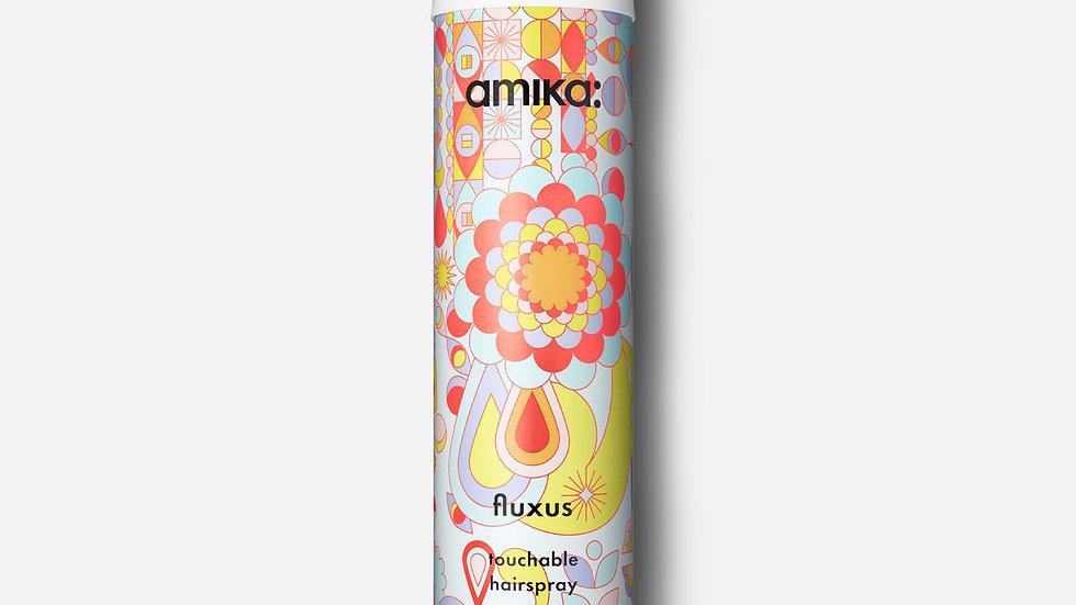 Amika Fluxxus Touchable Hairspray