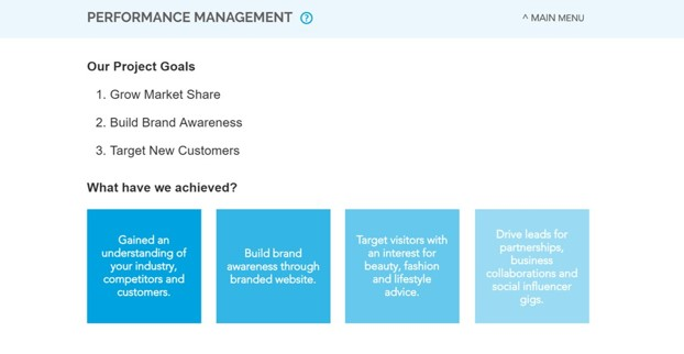 Dashboard_Performance Management