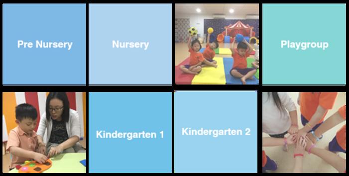 Web Design and Web Development Services. Singapore Childcare Centre classes and cirrculum.