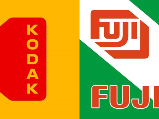 Kodak & Fujifilm: A Tale Of Two Film Companies
