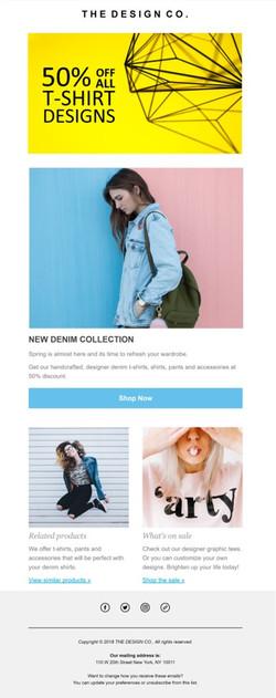 Email Marketing Template_Desktop Version