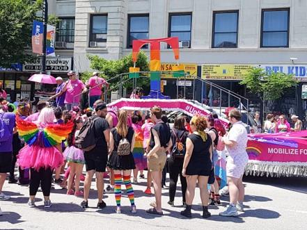 T-Mobile Chicago Pride Parade 2018
