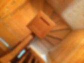 Escalier en mélèze | Valais