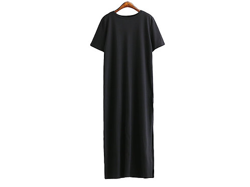 Dressed To Kill Maxi Tshirt Dress