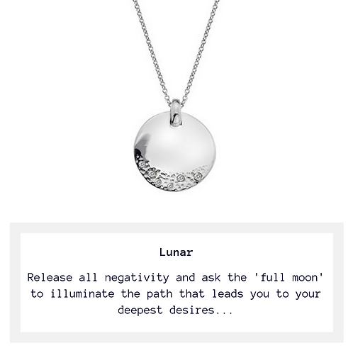 Lunar Manifestation Necklace