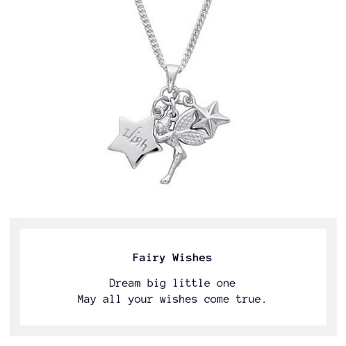 Fairy Wishes Necklace