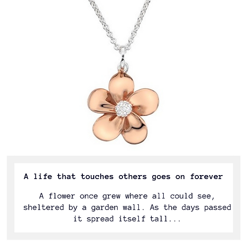 In Memory of - Necklace