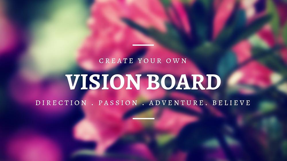 Mindful Jewellery Amira Jasmine Create a Vision Board
