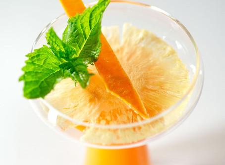 Recette #16 : Cocktail au Rhum, carotte et ananas