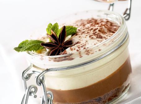 Recette #29 : Petit pot à la badiane, crémeux chocolat café