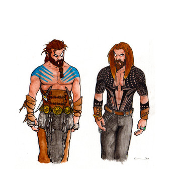 The Khal and the King