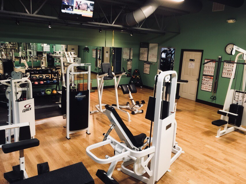 Newest- Functional Fitness Room